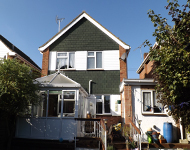 Detached property near Shoeburyness